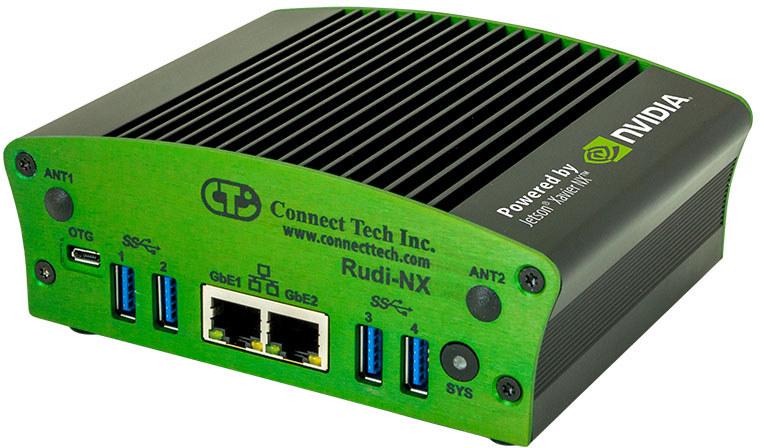 NVIDIA Jetson Xavier NX Edge Computer