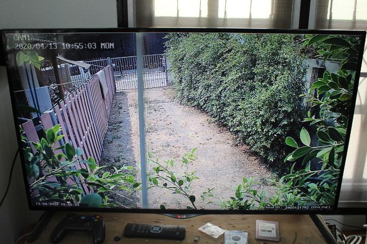 NVR Full Screen