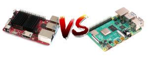 ODROID-C4 vs Raspberry Pi 4