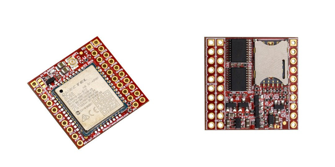 Quectel BC66 Breakout Board