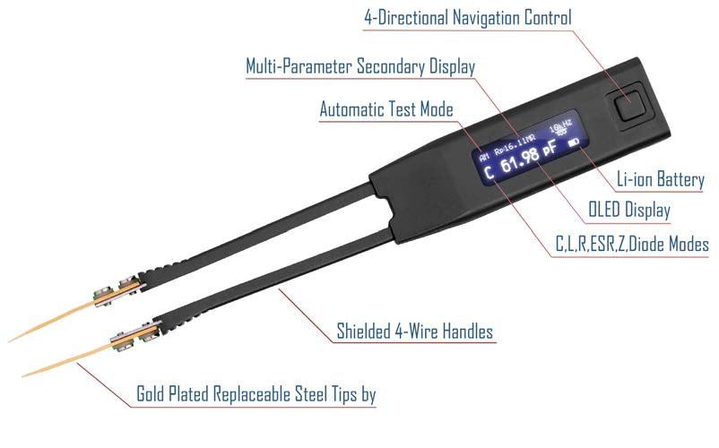 Smart Tweezers Colibri ST-5S