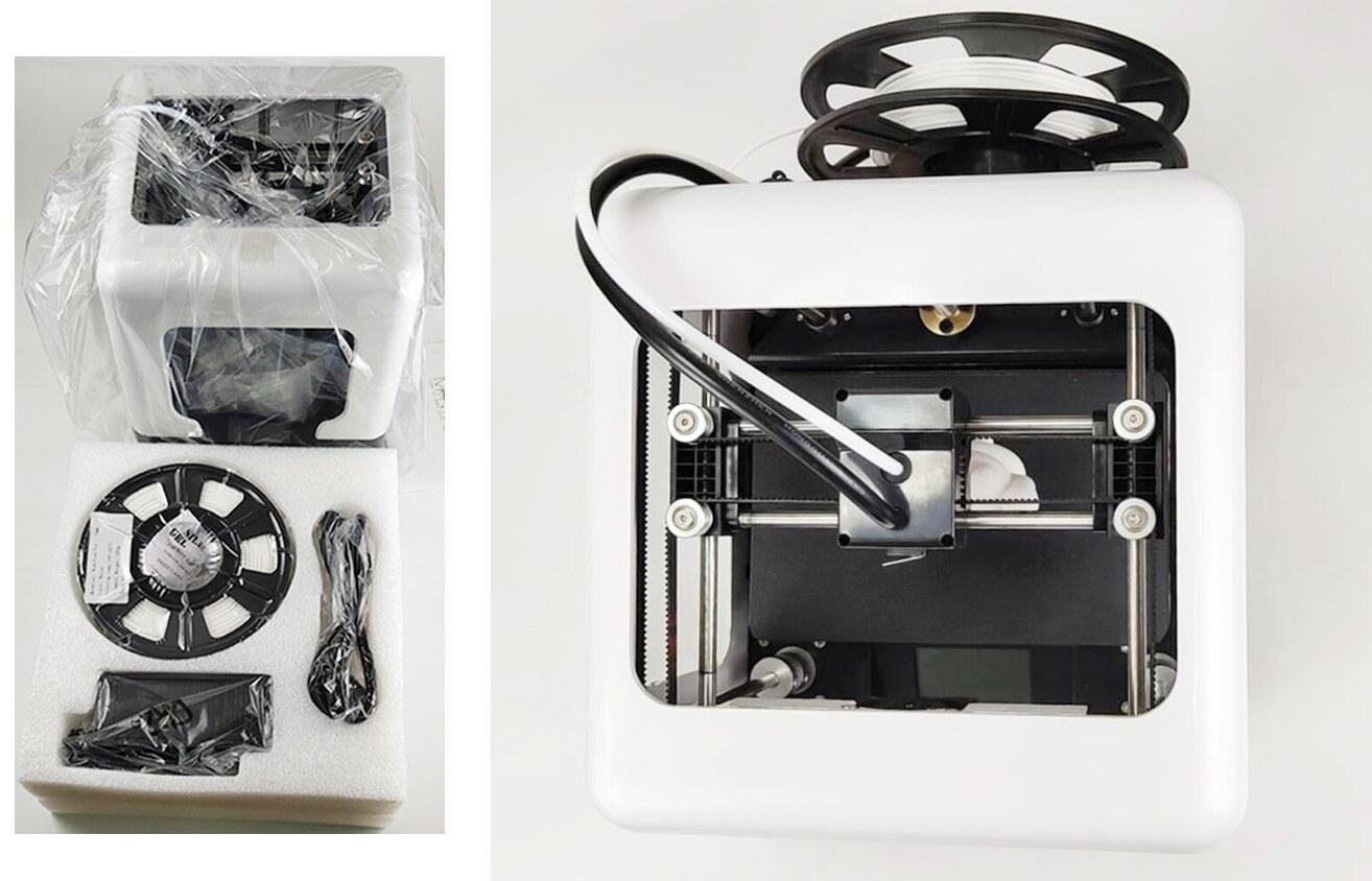 Tiny 3D Printer