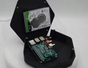 YARC Raspberry Pi Case HAT HDD