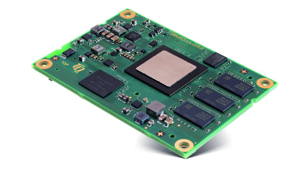 AM65xx module TSN Ethernet