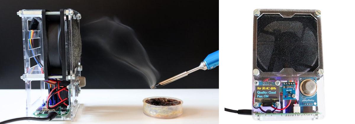 ANAVI Fume Extractor