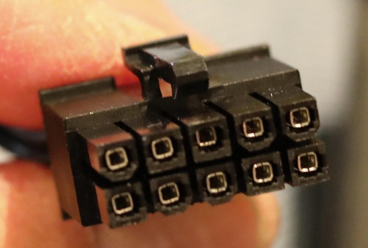 ATX12VO Connector
