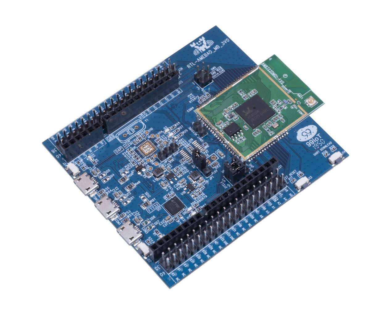 Ameba RTL8722DM IoT Development Board