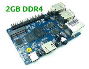 Banana Pi BPI-M4 2GB RAM
