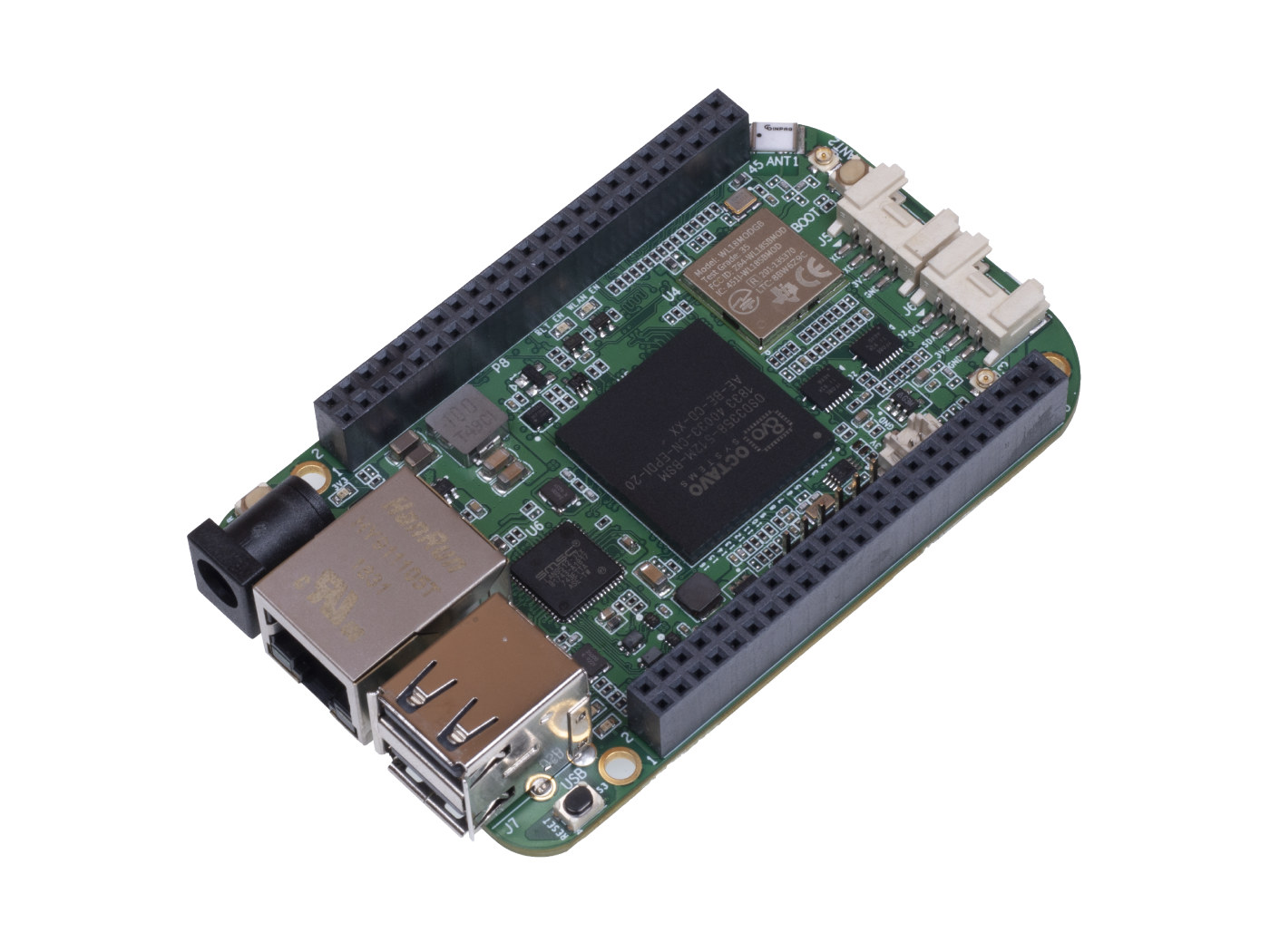 Buy BeagleBone Green Gateway