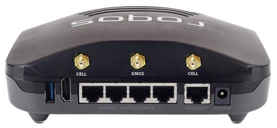 Cellular & GNSS antennas