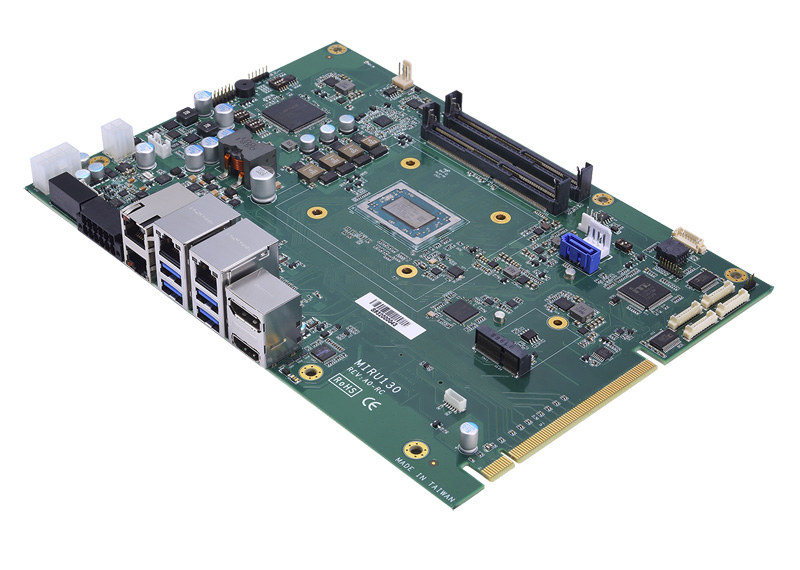MIRU130 Ryzen Embedded-SBC Real-time AI Vision Conveyor Belts
