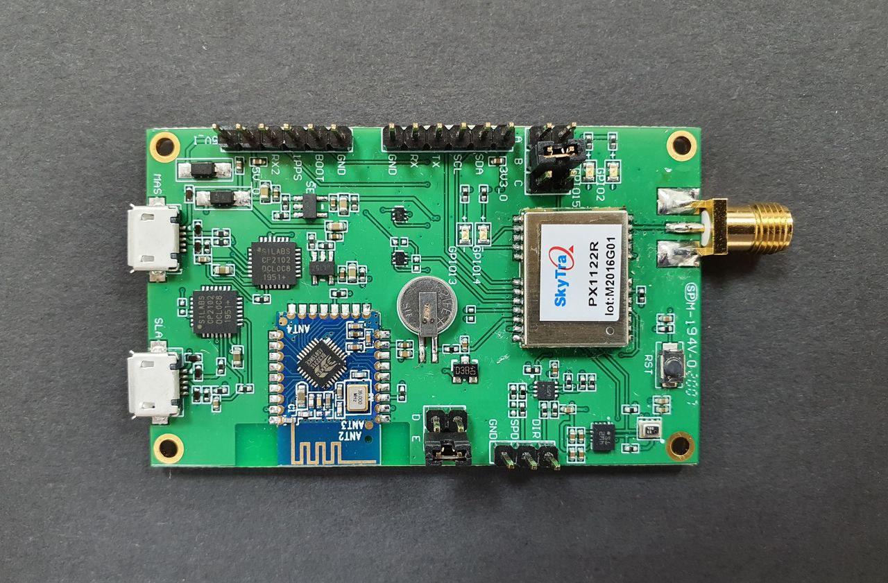 PNX1122R-EVB GNSS RTK Evaluation Kit