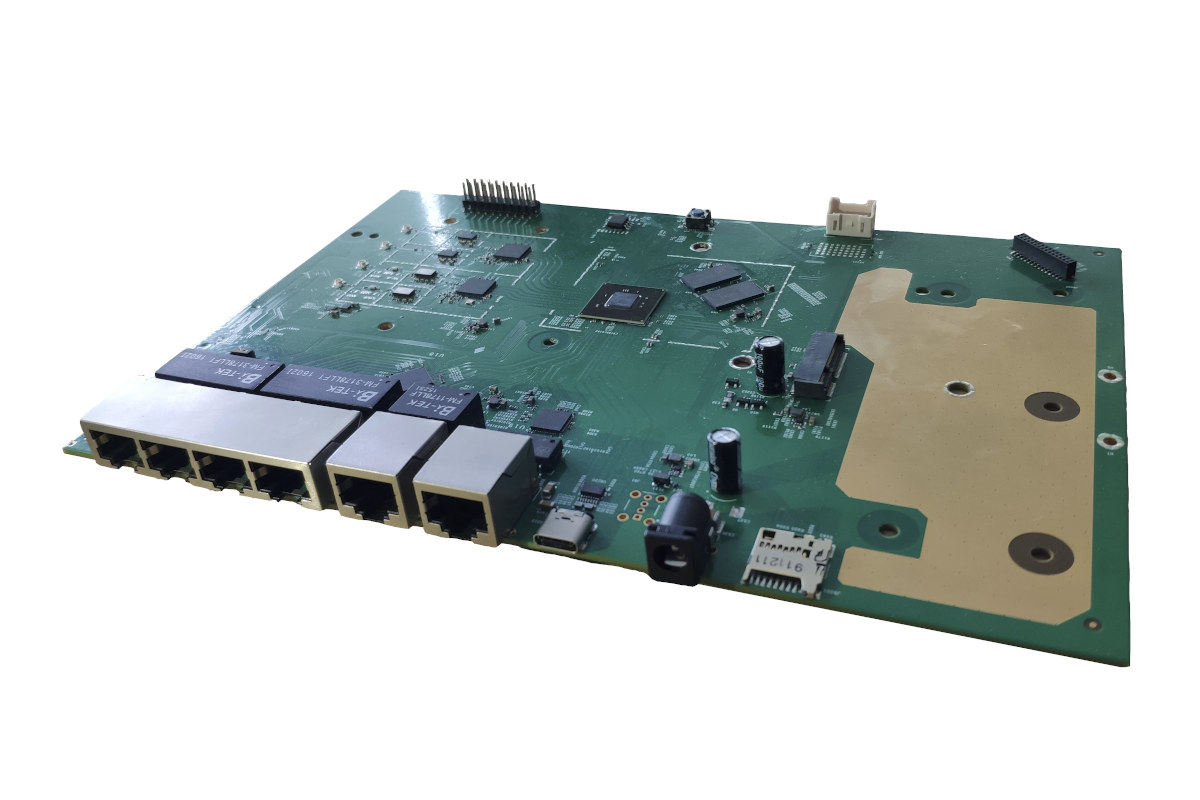 Qualcomm IPQ6018 Networking SBC