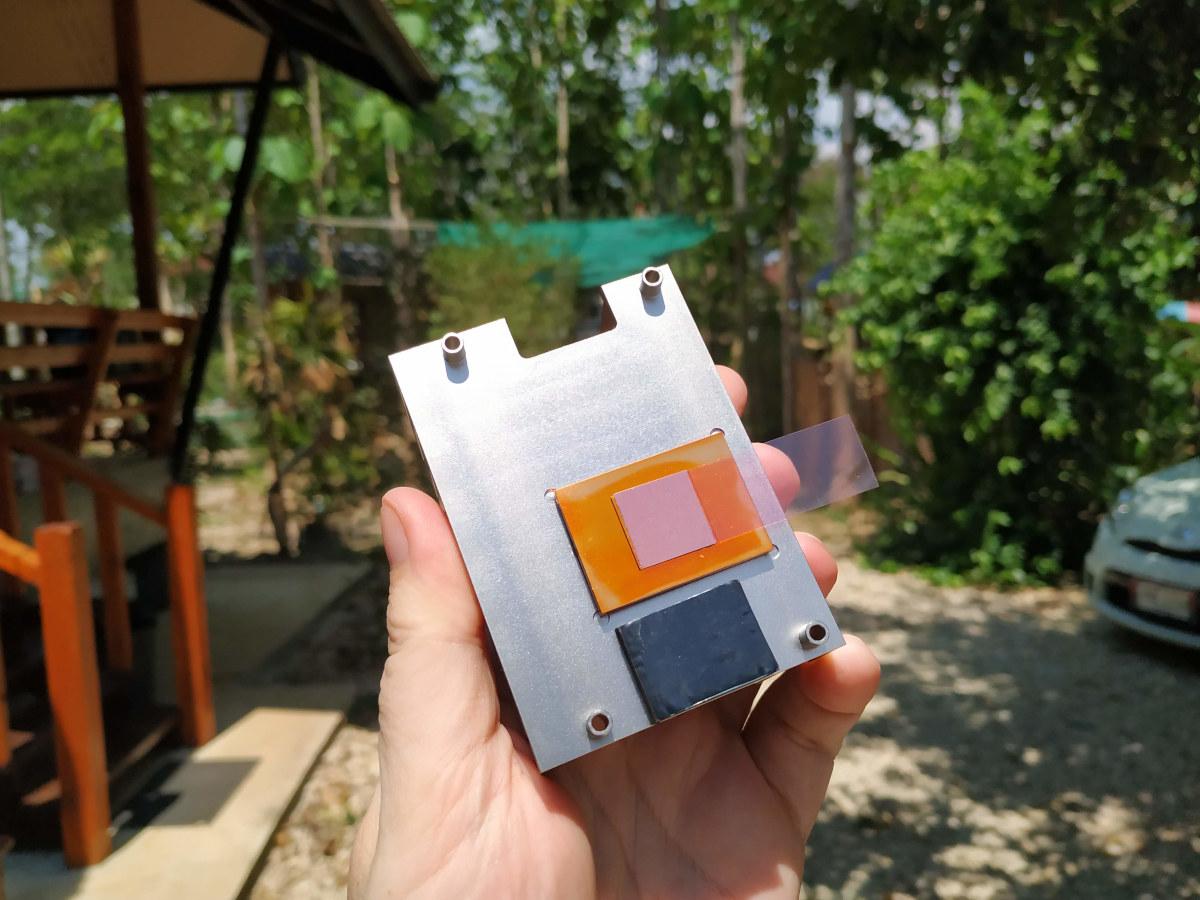 Ryzen Embedded Heatsink