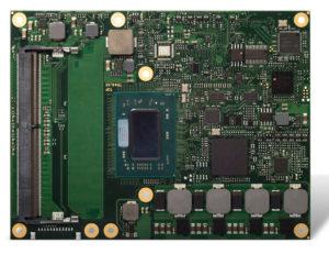 conga-TR4 AMD-Ryzen V1000 COM Express