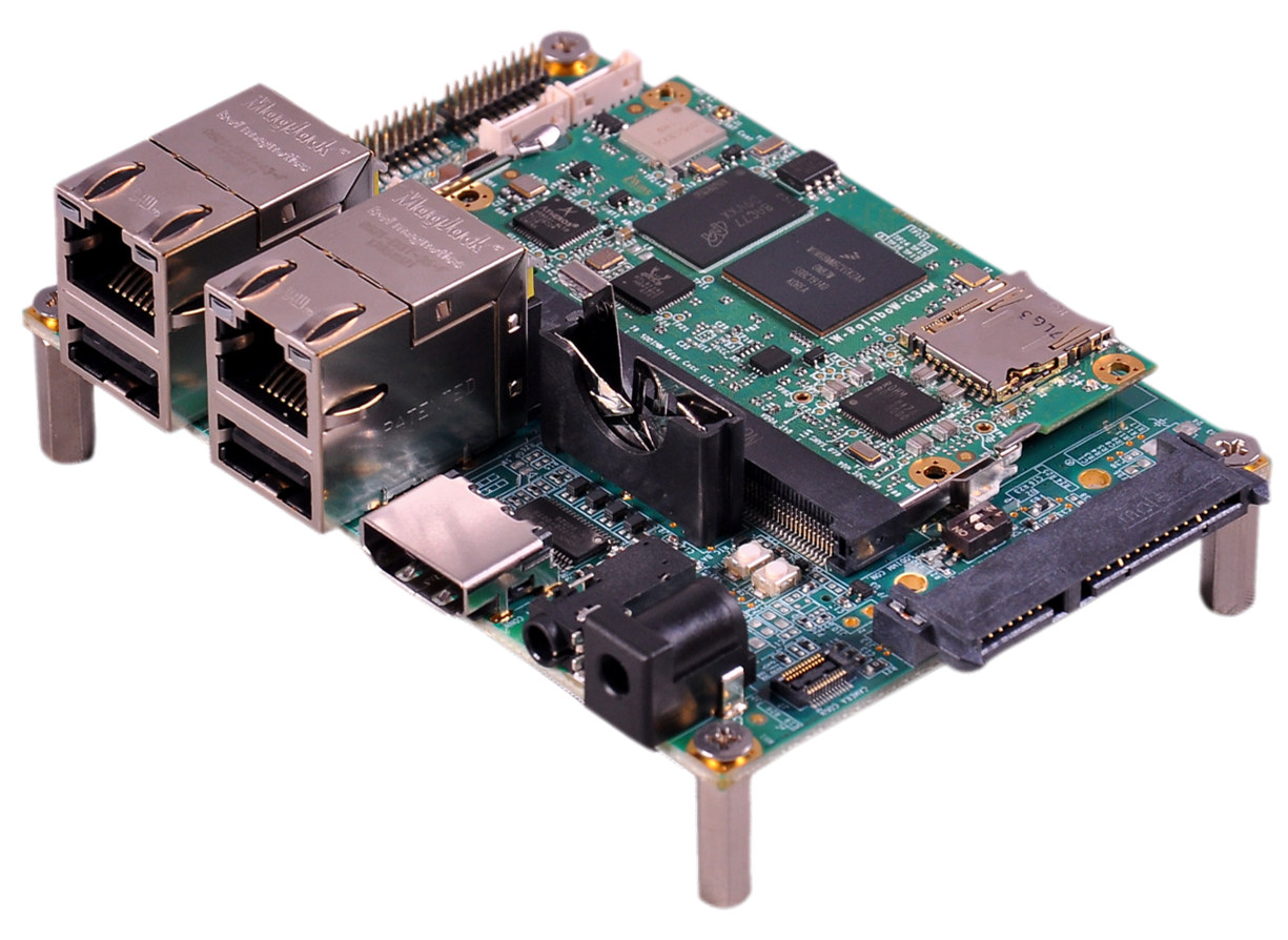 iwave systems imx8m mini board