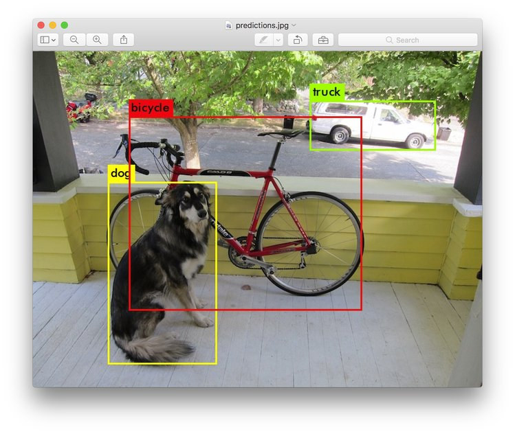 megaAI object detection