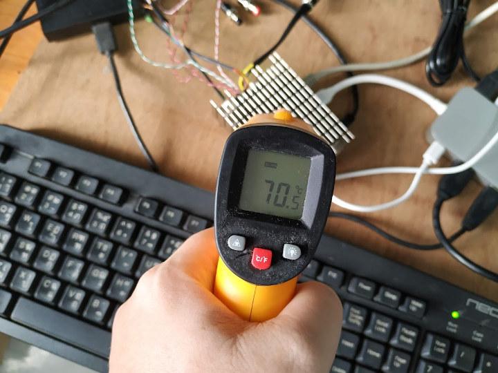 AMD Ryzen Embedded CPU Temperature