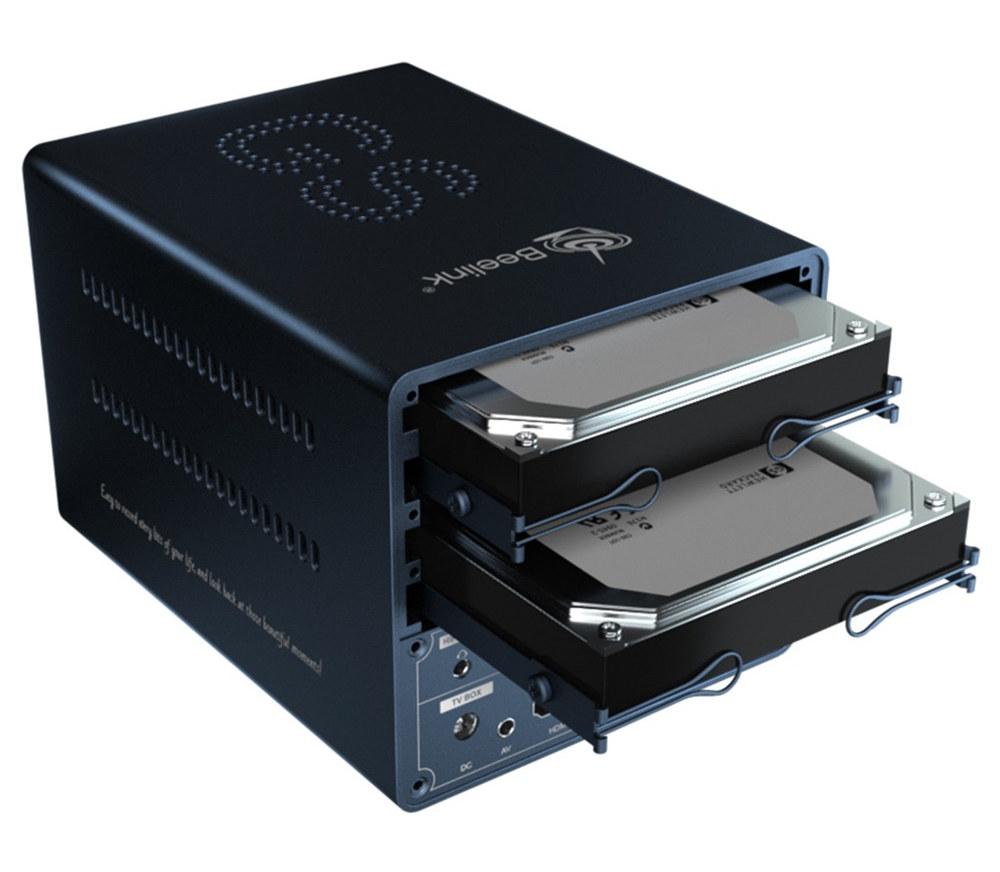 Amlogic S922X Dual NAS