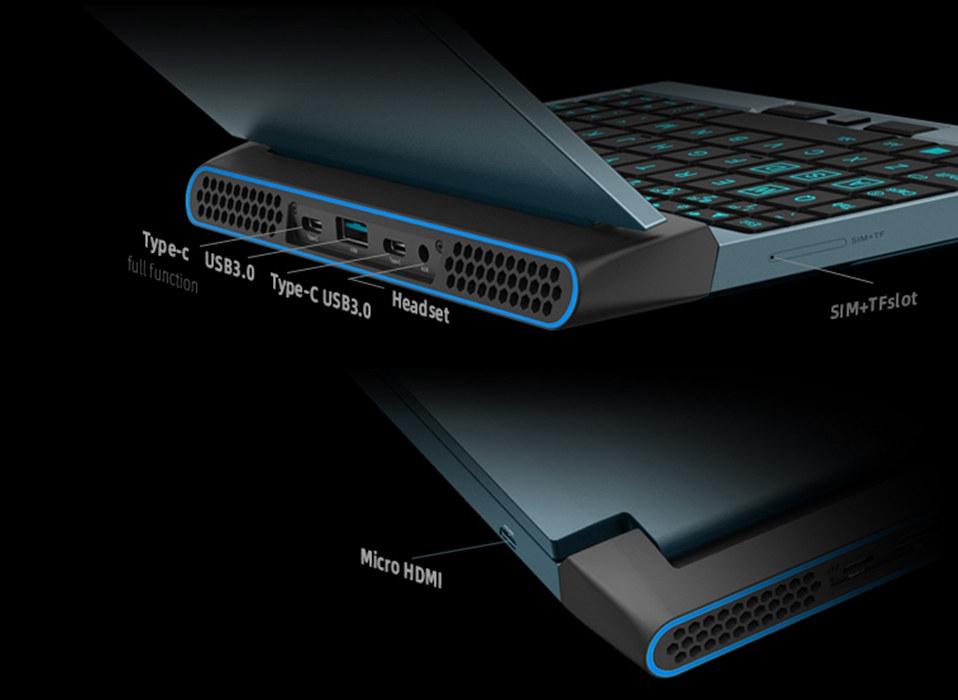 Mini Alienware Laptop