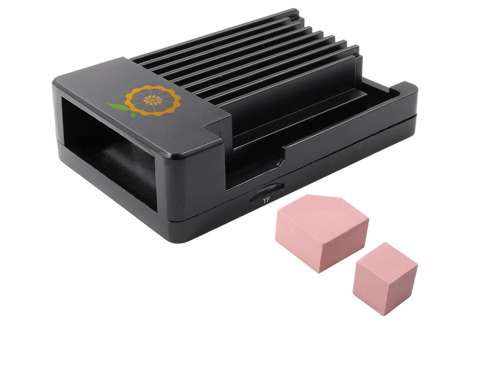 Orange Pi 4 Metal Enclosure Thermal Pads
