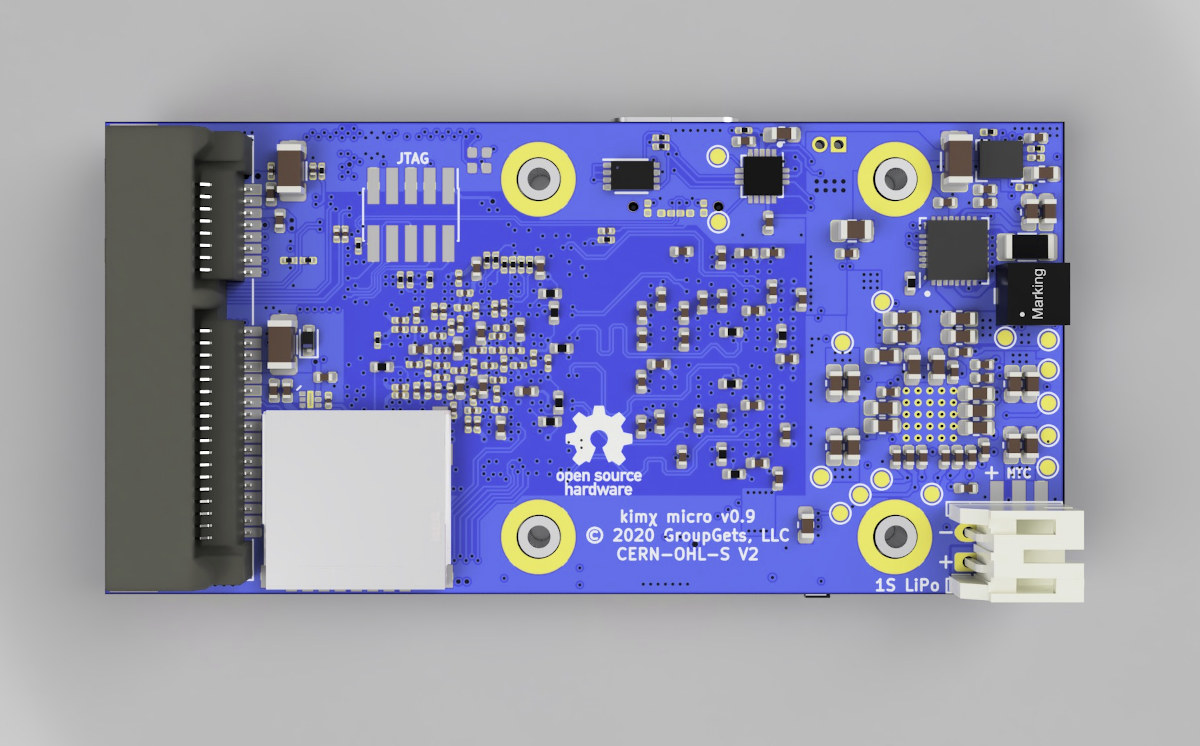 Raspberry Pi Zero-Like SBC with mPCIe Socket