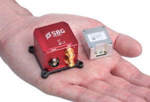 SBG Systems Inertial navigation sensor