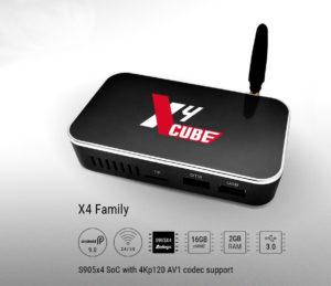 Ugoos X4 Cube