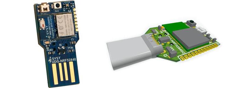 nRF52840 USB Dongles