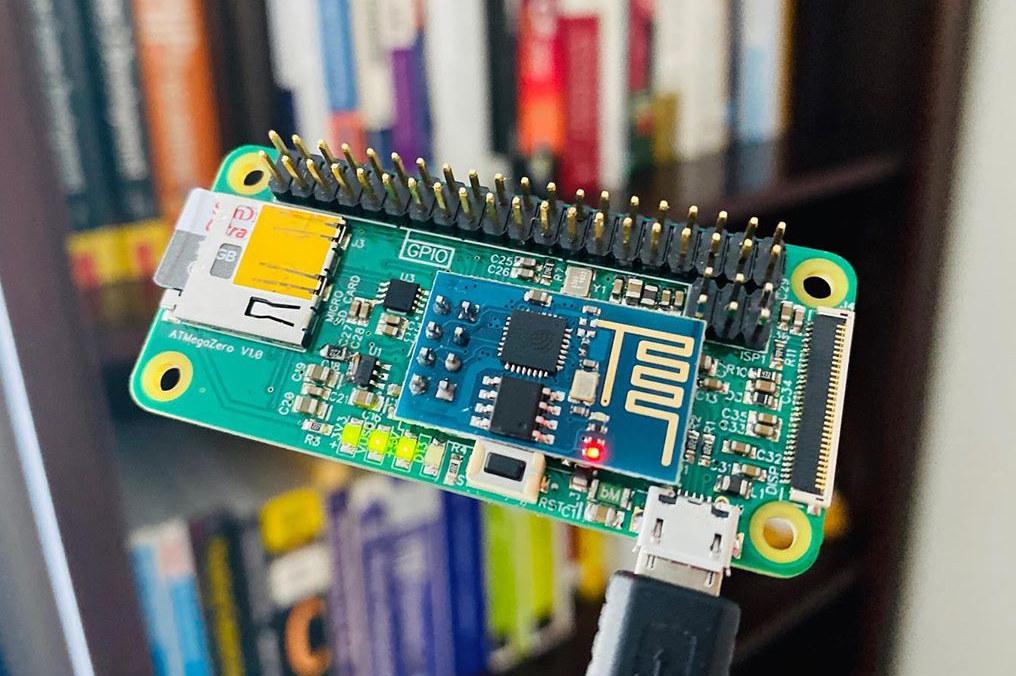 ATMegaZero Raspberry Pi Zero ESP8266