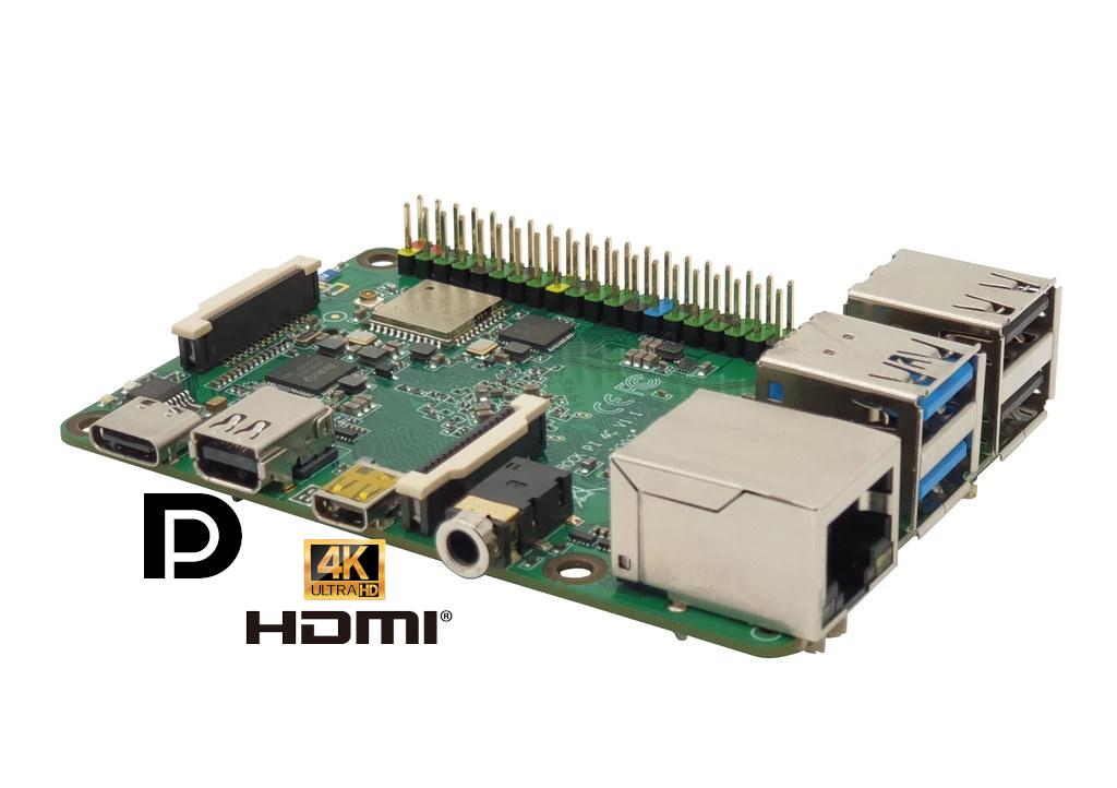Buy Rock Pi 4C