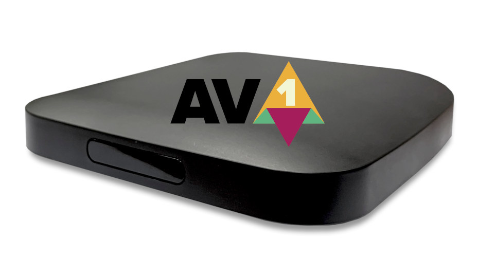 Dune HD AV1 4K TV Box