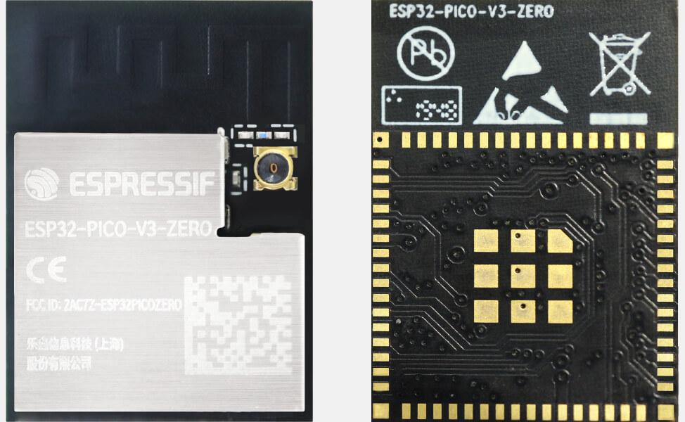 ESP32-PICO-V3-ZERO