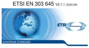 ETSI EN 303 645 IoT Security Standard