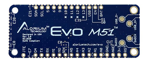 EVO M51 Silkscreen