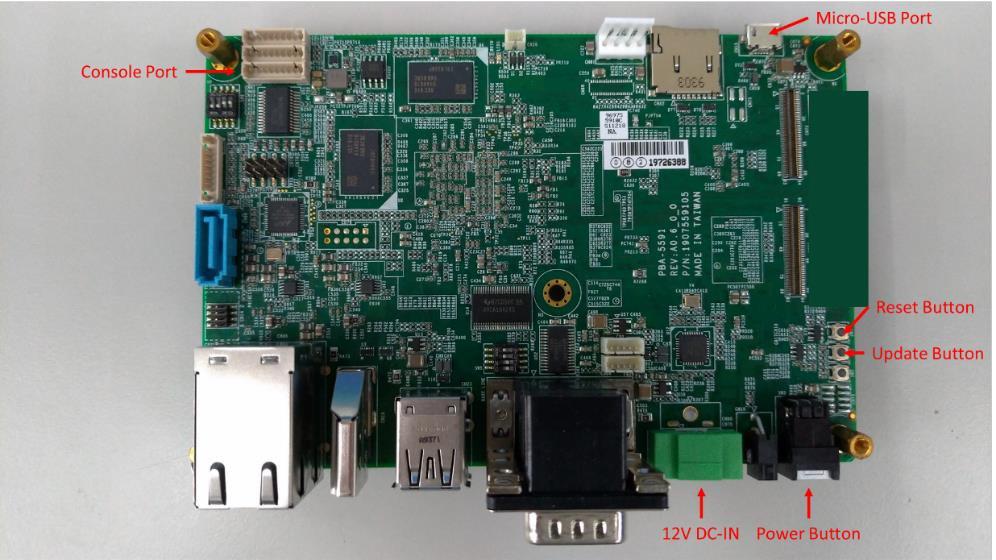 Hi3359A Embedded Board