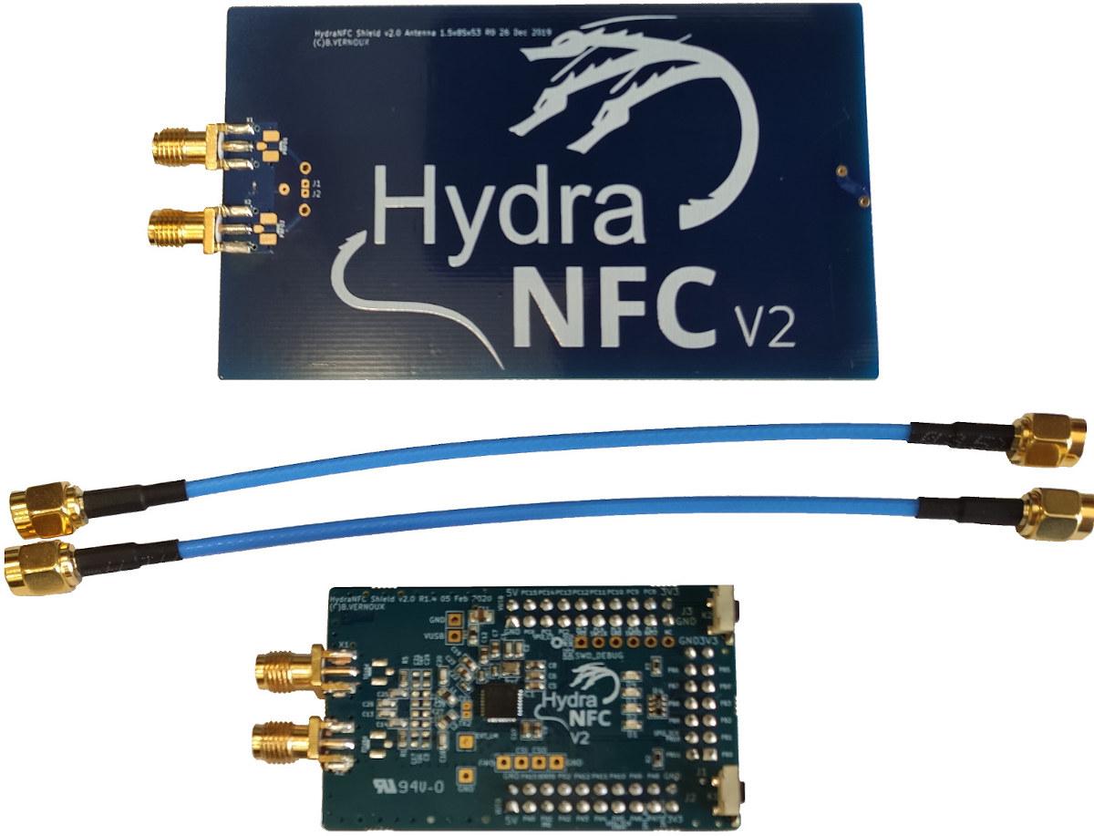 HydraNFC Shield V2
