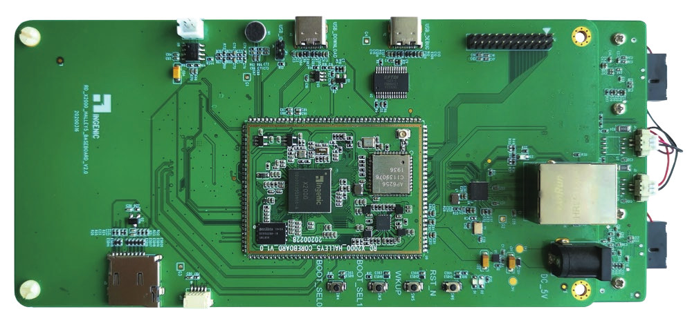 Ingenic X2000 Development Board