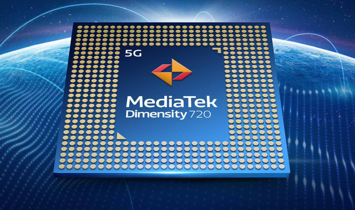 MediaTek Dimensity 720 Mid-Tier 5G SoC