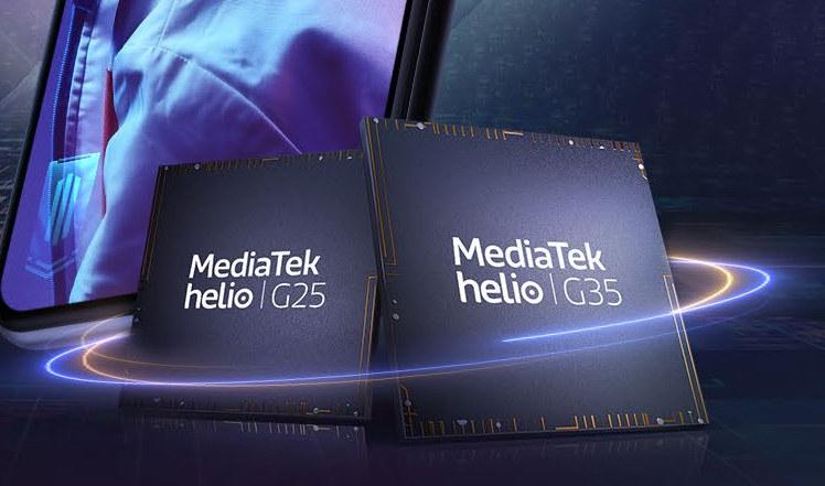 Mediatek Helio G35 & Helio G25