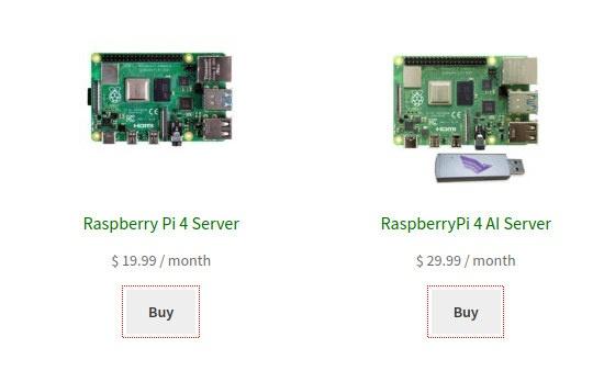 Mininodes-Raspberry Pi 4 Hosting Service