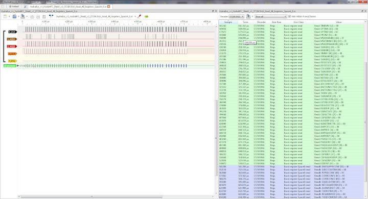 NFC Data Capture in Sigrok