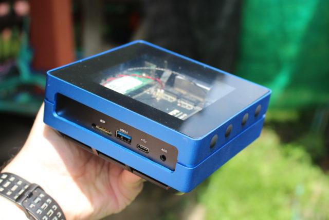 ODYSSEY-X86J4125 Re_Computer Case