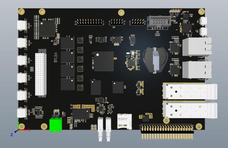 SAVVY-V Open Source-PolarFire RISC-V SOC FPGA Board