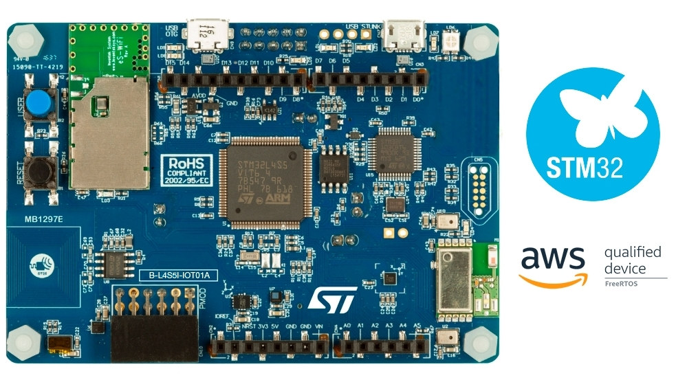 STM32 IoT Discovery Kit