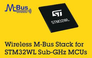 STM32WL Wireless M-Bus Stack
