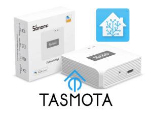 Sonoff Zigbee Bridge & Tasomota Home Assistant