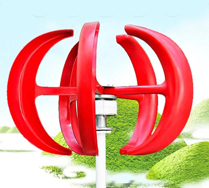 compact wind turbine