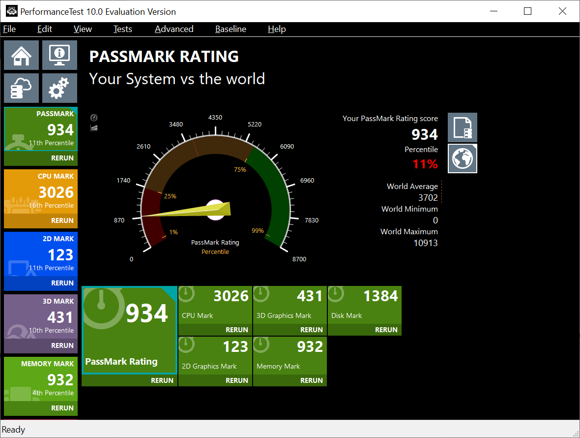 passmark performancetest 10