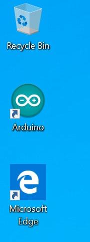 windows 10 arduino pre-installed
